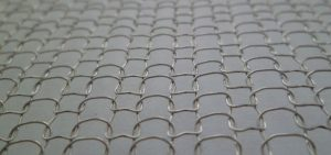 Knitted Mesh material